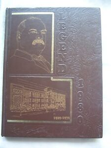 Details About 1980 Grover Cleveland High School Yearbook Portland Oregon Unmarked