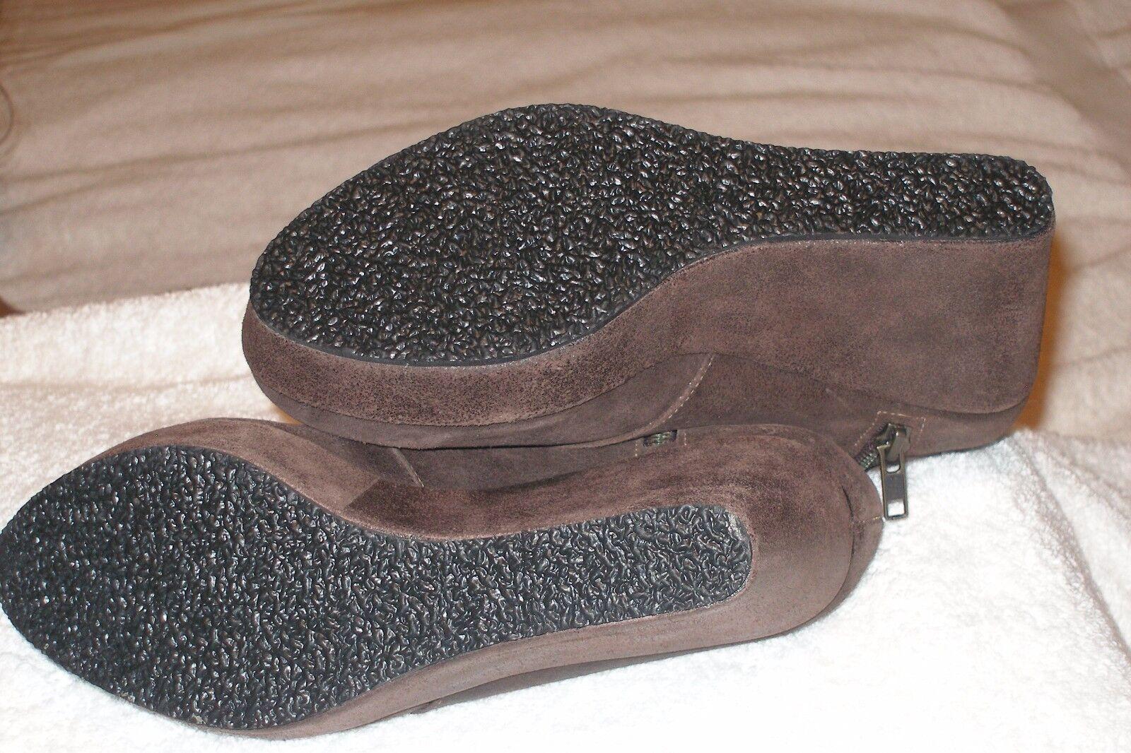 Cordani Faith Brown Boots 7M  New New New  363 7c1359