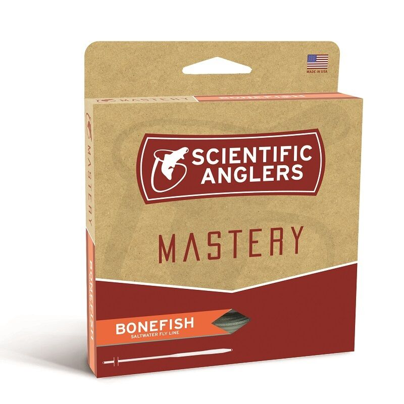 Scientific Anglers Mastery Bonefish Fly Line - WF9F - NEW
