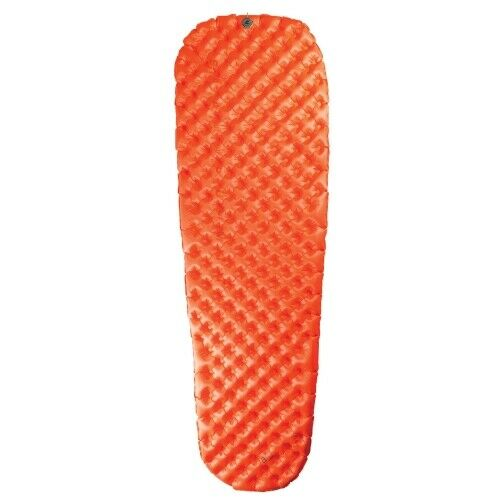 sea to summit UltraLight Insulated Mat Large Schlafmatte 198 x 64 x 5 cm orange