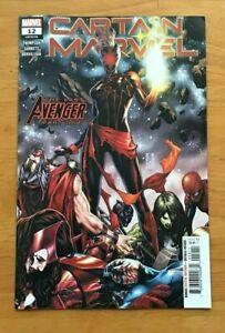 Captain-Marvel-12-2019-Mark-Brooks-Main-Cover-1st-Print-Marvel-Comics-NM