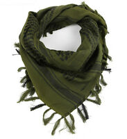 Us Army Utility Airsoft Tactical Gear Green Desert Shemagh Keffiyeh Arab Scarf
