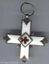 Spagna Medaglia militare Decorazione Isabel II 1836 Croce da Malta