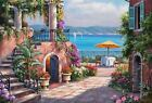 """Counted Cross Stitch Kit """"Tuscany"""" by Andrea's Designs"""