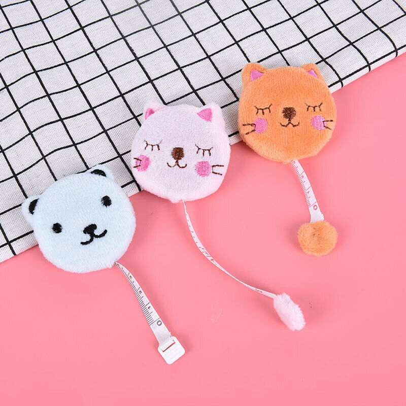 Retractable Fabric Tape Measure 150cm / 60 inch Sewing Tailor Dieting DIY RuY EW