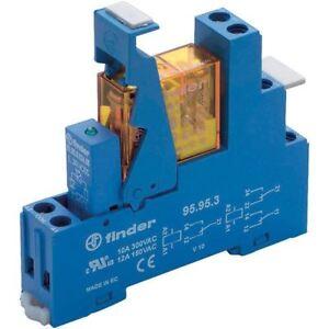 Finder-49-61-9-024-0050-Interfaz-Modulo-Rele-24VDC-SPDT-Diodo-y-LED-AGNI