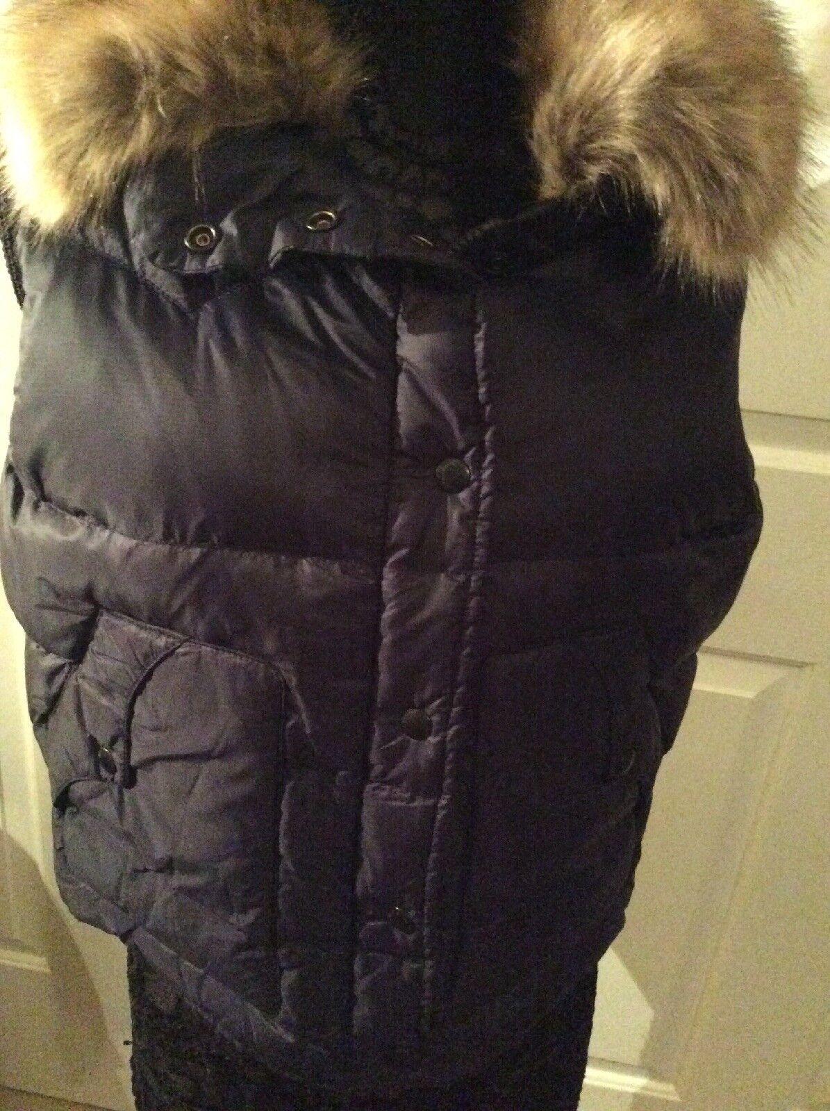 Ralph Lauren Denim &Supply Navy  Vest Nwt Size L