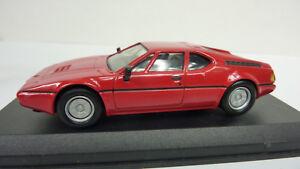 Del-Prado-1-43-bmw-m1-1981-rojo-en-VP-a271