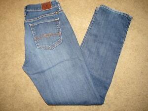 GREAT-Lucky-Brand-Sweet-039-N-Straight-denim-blue-jeans-womens-8-29-regular