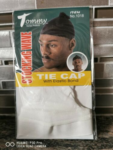 Tommy Stocking Wave Tie Cap