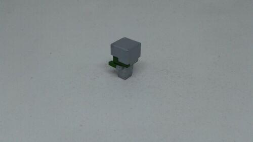 Used w//o Original Box Minecraft Mini-figure Zombie in Iron Armor