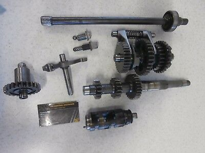09 10 11 Yamaha Grizzly 550 EPS 4x4 Genuine Rear Front Output Coupling Gear Set