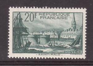 FRANCE-1938-MINT-347-PORT-DE-ST-MALO-R