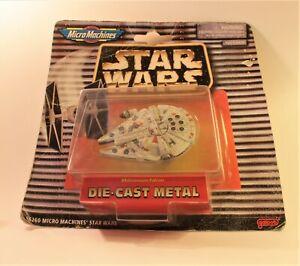 Star-Wars-Millenium-Falcon-Micro-Machines-Galoob-Die-Cast-Metal-Model