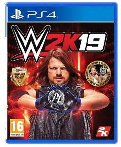 WWE-2K19-PS4-VIDEOGIOCO-WRESTLING-2019-D1-ONE-EDITION-ITALIANO-PLAYSTATION-4