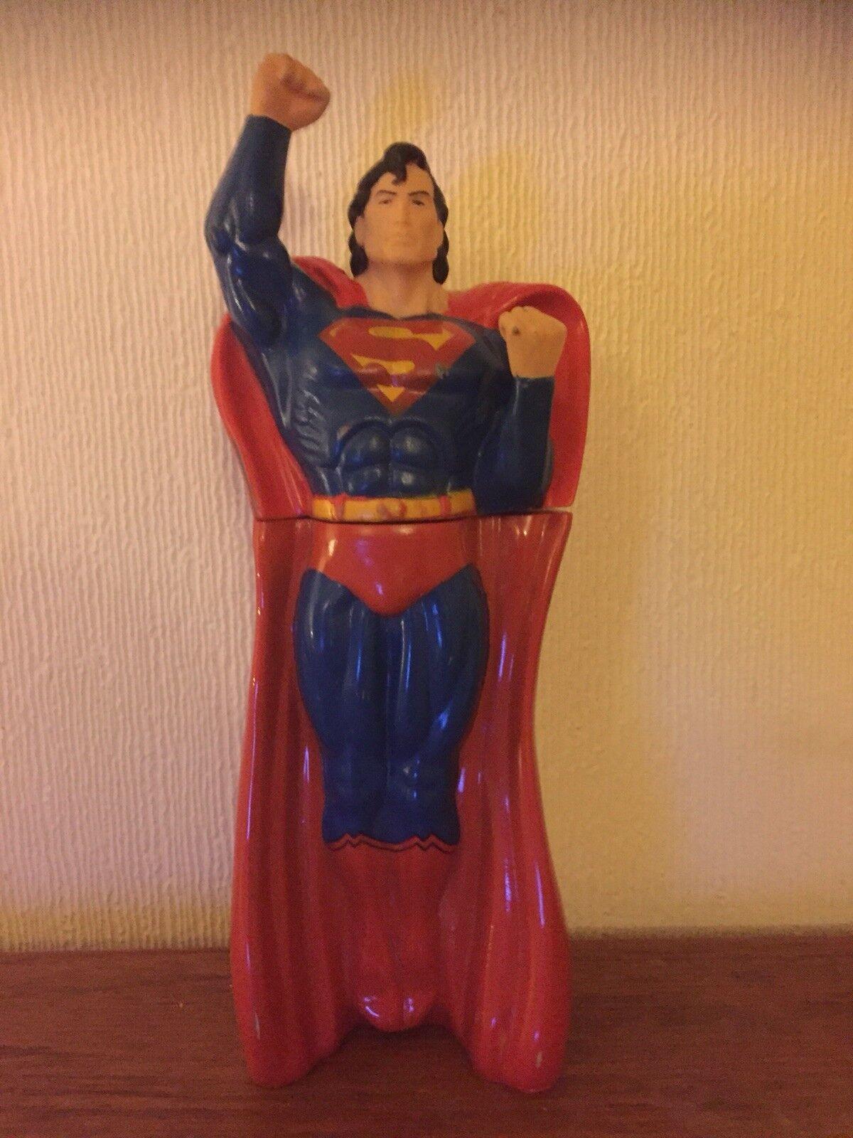 DC Comics  Rare Superhomme Bubble Bath Figure  point de vente
