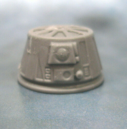 """DR014 Custom Cast Droid astromech dome cast for use with 3.75/"""" action figures"""