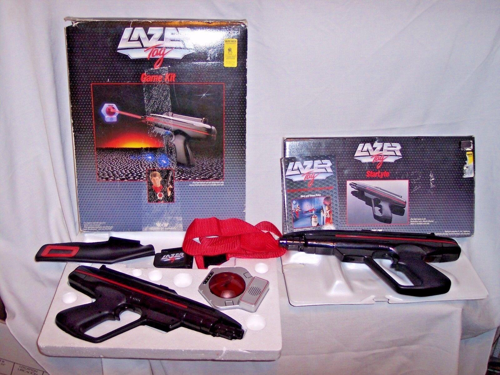 Viele jahrgang 1987 lazer tag starlyte pro gewehr - sensor setzen