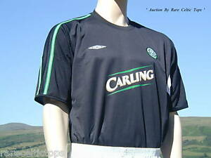 newest c7e18 4f888 Details about BNWT Celtic F.C. Retro Training Shirt XL