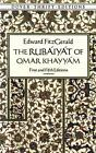 Dover Thrift Editions: The Rubaiyat of Omar Khayyam : First and Fifth Editions by Edward FitzGerald (2011, Paperback)