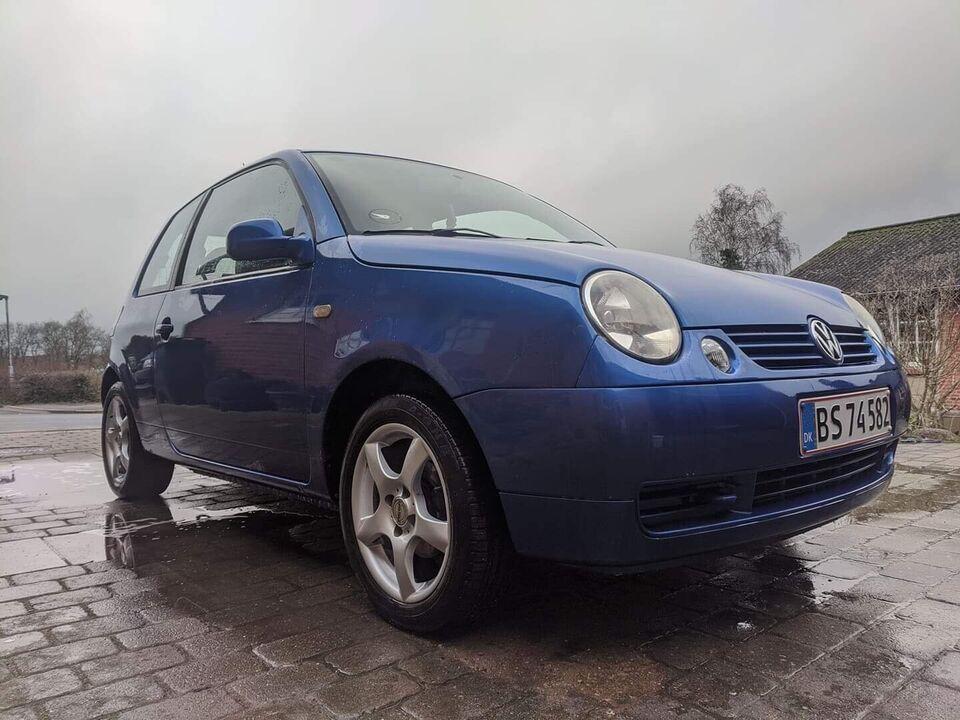 VW Lupo, 1,4 16V 75, Benzin