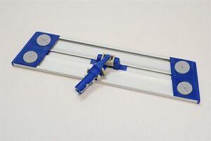 """NEW Microfiber Bucketless Mop 18"""" Lockable Head Frame Hook Loop works w/ Norwex"""