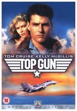 Top Gun [DVD] Tom Cruise, Kelly McGills, Tony Scott Brand New and Sealed