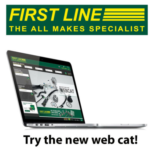 FWD 4//10 FKB3738 FIRST LINE BRAKE CABLE LEFT /& RIGHT fits Ren.Master 3300//3500