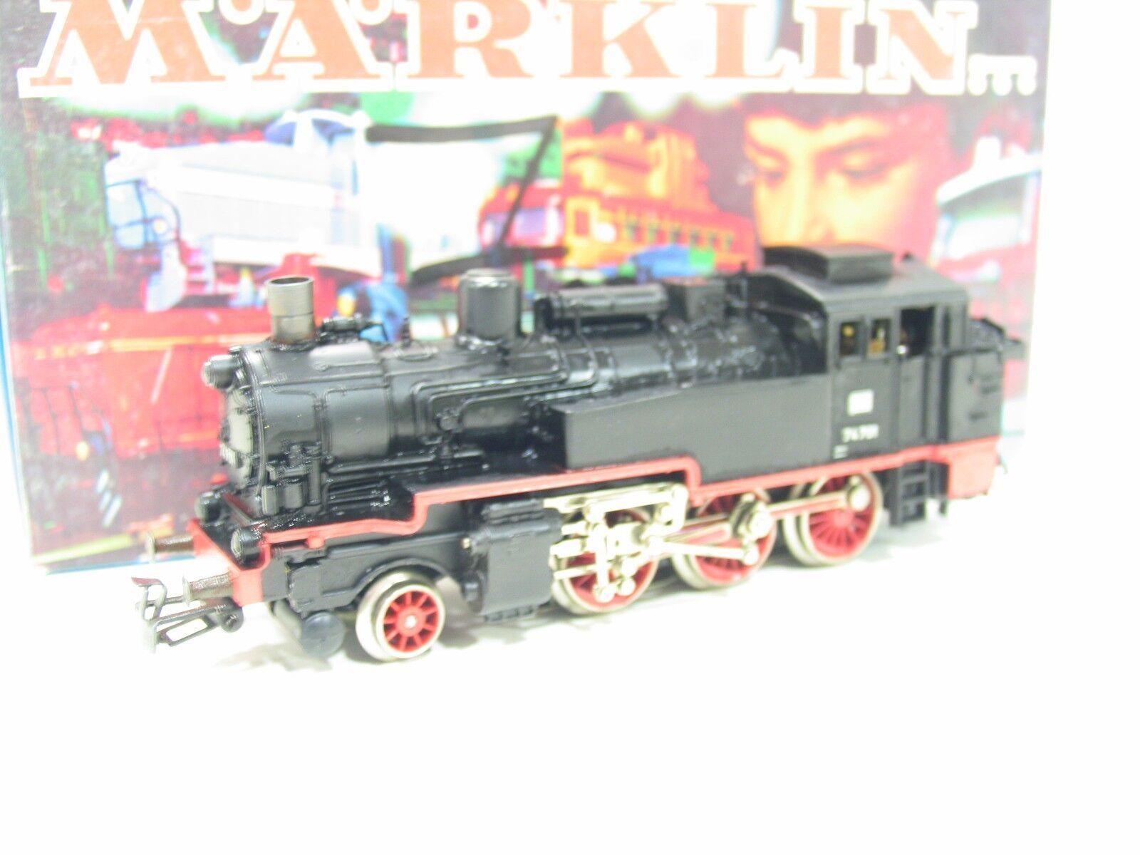 Märklin 3095 locomotiva BR 74 delle DB sp1009