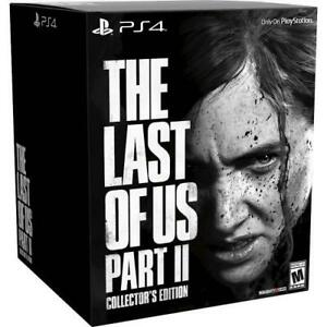 The Last of Us Part II Collectors Edition PS4 - For PlayStation 4 - Action/Adven