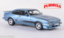 NEO SCALE MODELS - 43324 FORD CAPRI MK3 TURBO S LIGHT BLUE METALLIC 1:43 SCALE