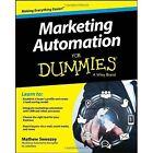 Marketing Automation For Dummies by Mathew Sweezey (Paperback, 2014)