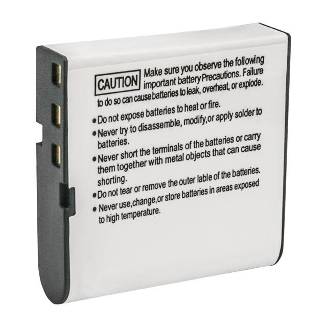 Pentax lb-060 Cargador indicador Micro USB para Casio np-40
