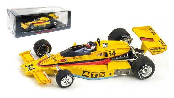 Spark S3371 ATS-Penske PC4 th Long Beach GP 1977 - J P Jarier 1 43 Scale