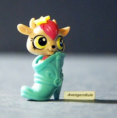 Littlest Pet Shop Mystery Wave 1 #3733 Bull Grey