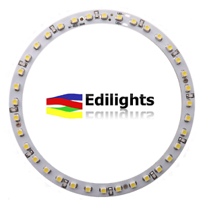 MODULO A CERCHIO 36 LED RING 110MM 24V LUCE BIANCA NATURALE 4000-4500K