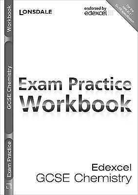 Lonsdale Exam Practice Workbooks - Edexcel GCSE Chemistry by Susan Loxley, Accep