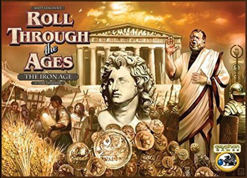 Roll Through the Ages Ages Ages  The Iron Age - NEW 07efaa