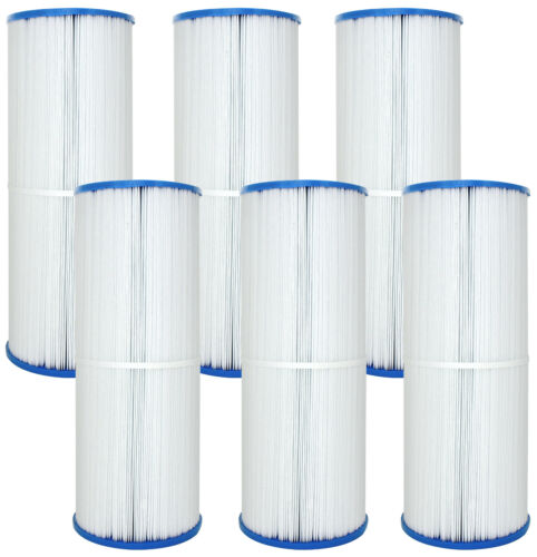 Lot de 6 Pool Spa Filtres Fit Unicel C-5374 FC-2971 Pleatco PLBS 75-Cal Spas