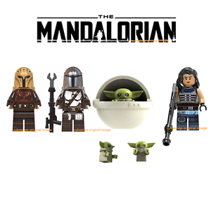 NEW-Custom-Baby-Yoda-Mini-figure-The-Mandalorian-Fits-Star-Wars-Mini-Fig-Block
