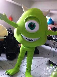 Mike Wazowski From Monsters University Mascot Parade Costume Fancy Dress Cosplay Ebay