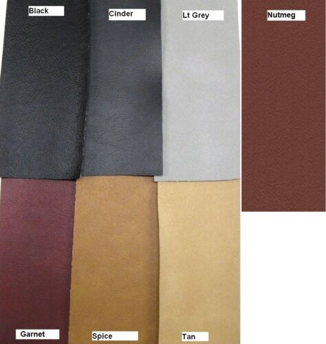 Sample Material//Colors for Jeep Upholstery Kits