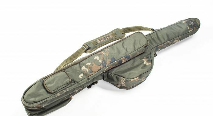 Nash Scope OPS Rod Sleeve Skins Double 2 Rod 6ft, 9ft, 10ft NEW Rod Cases