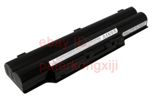 5200mAh Battery For FUJITSU LifeBook T580 Tablet PC ,SH572 SH760 SH782 SH792