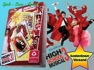 High School Musical 3 Prom Night Game Card Game And Prom Game Ebay
