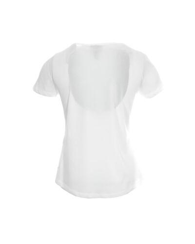 Jeans Promo Rilievo Cucito Logo Con T shirt Armani Tessuto In BfZwzE