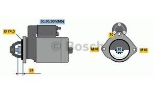 BOSCH-Motor-de-arranque-1-6kW-12V-FORD-TRANSIT-BMW-Serie-3-1-0-986-022-930