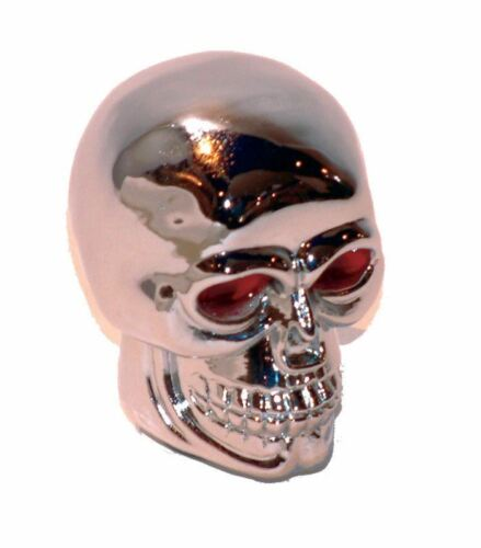universal AC711401 TYPE 2 BAY Skull gearnob chrome