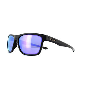040973e80cdf3 Image is loading Oakley-Sunglasses-Holston-OO9334-09-Matte-Black-Violet-