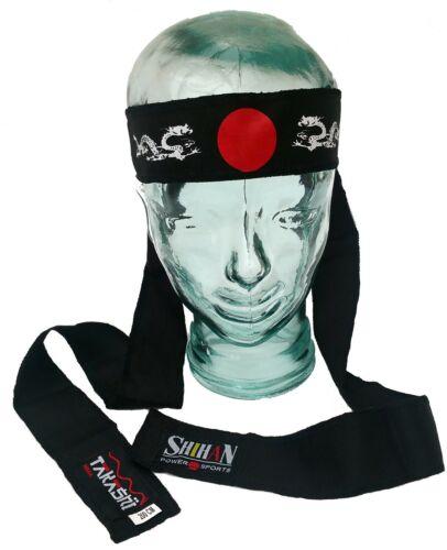 KENDO WARRIOR HEADBAND Tenugui Samurai DRAGON Karate Kid